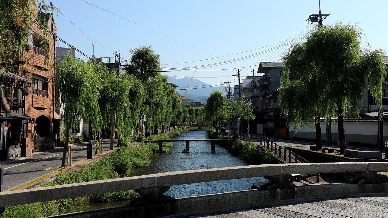 祇園白川一本橋