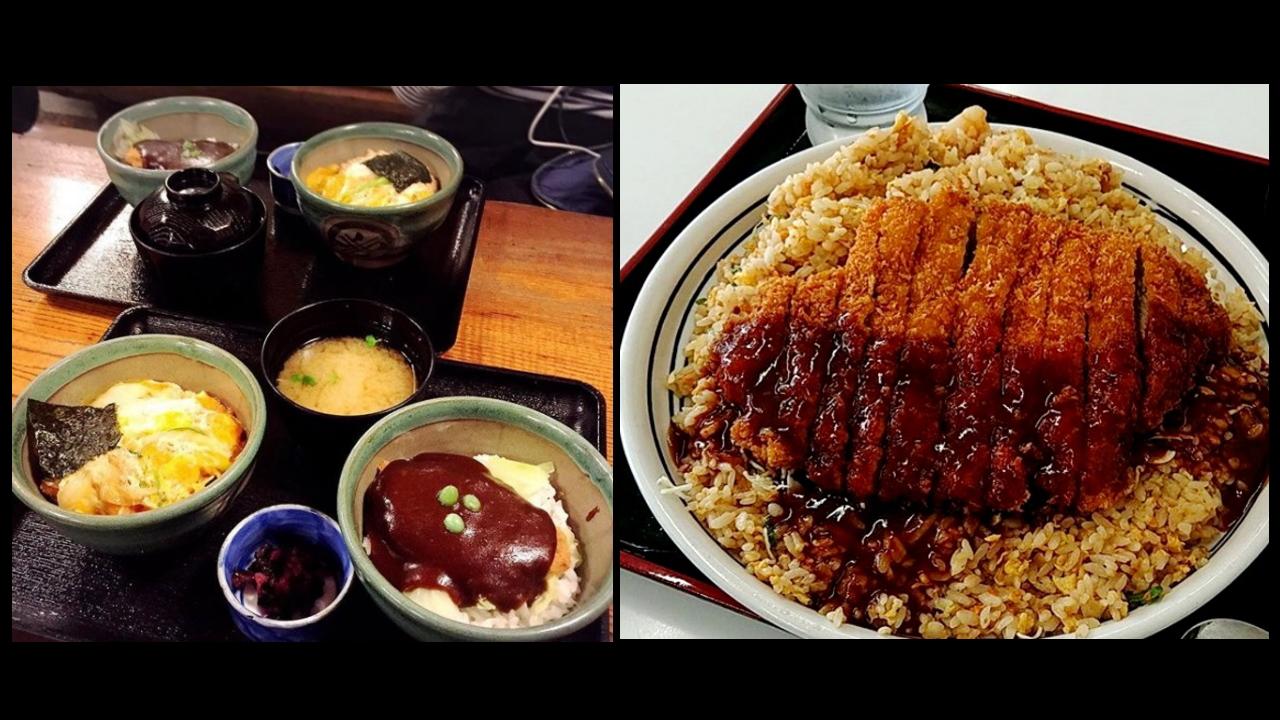 岡山県の名物グルメ~デミカツ丼