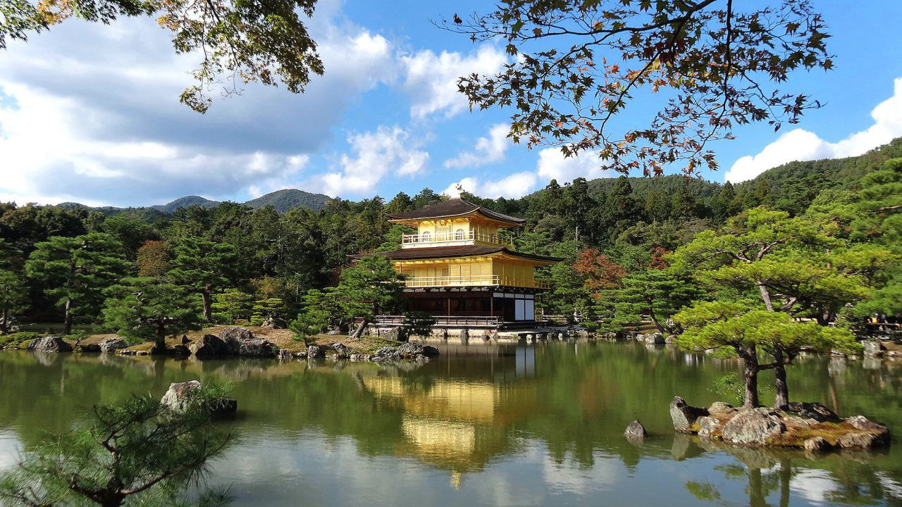 世界文化遺産 金閣寺